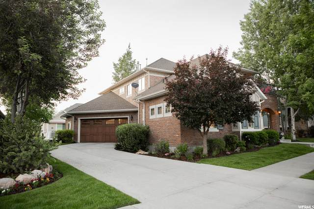 2699 E Weathervane Way, Heber City, UT 84032 (MLS #1679274) :: High Country Properties
