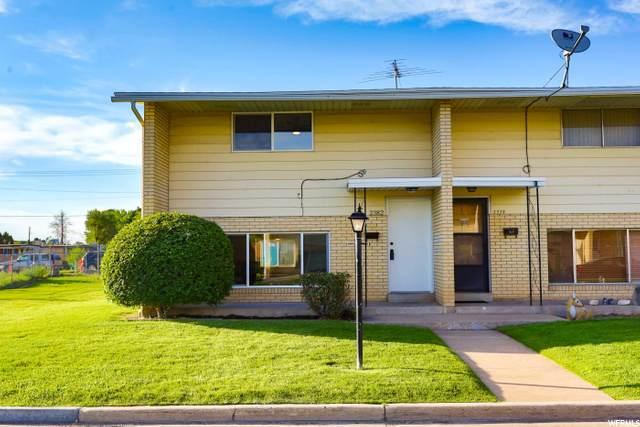 2382 W Chateau, Roy, UT 84067 (#1679309) :: Big Key Real Estate