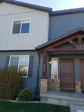 234 E 500 N, Roosevelt, UT 84066 (#1679385) :: Big Key Real Estate