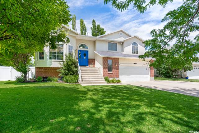 1482 W 1820 S, Woods Cross, UT 84087 (#1679434) :: Utah Best Real Estate Team | Century 21 Everest