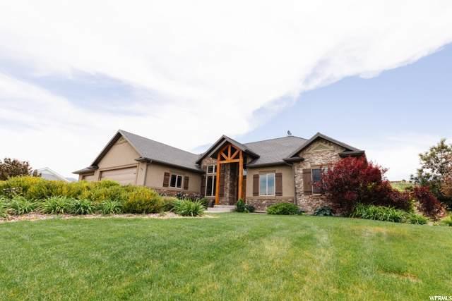 1412 W 6500 S, Hyrum, UT 84319 (#1679449) :: Big Key Real Estate