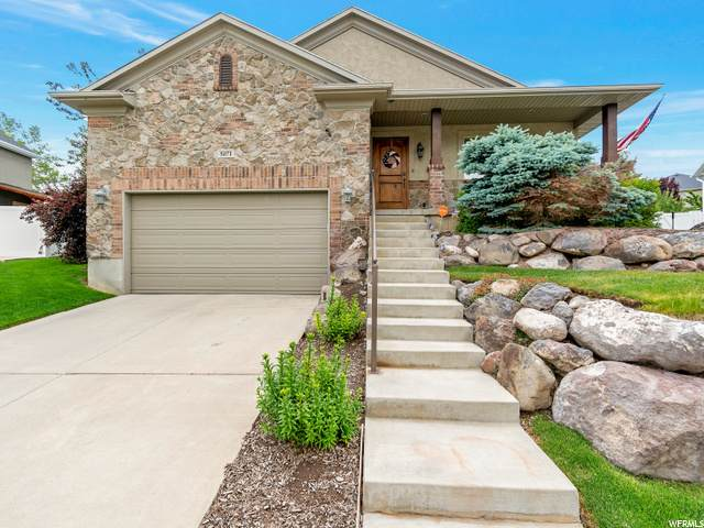 5071 W Amber Rose Ln, Herriman, UT 84096 (#1679608) :: The Perry Group