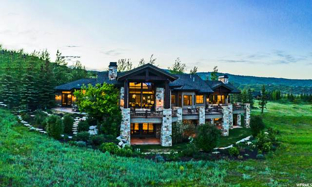 7418 Glenwild Dr, Park City, UT 84098 (#1679973) :: Doxey Real Estate Group