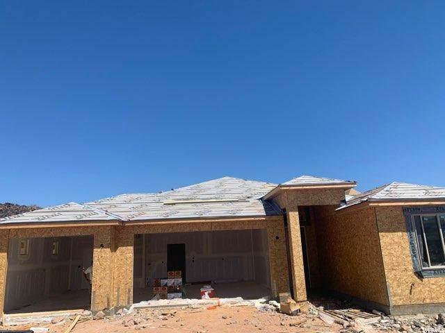 1428 W 460 N, Hurricane, UT 84737 (MLS #1680008) :: Lookout Real Estate Group