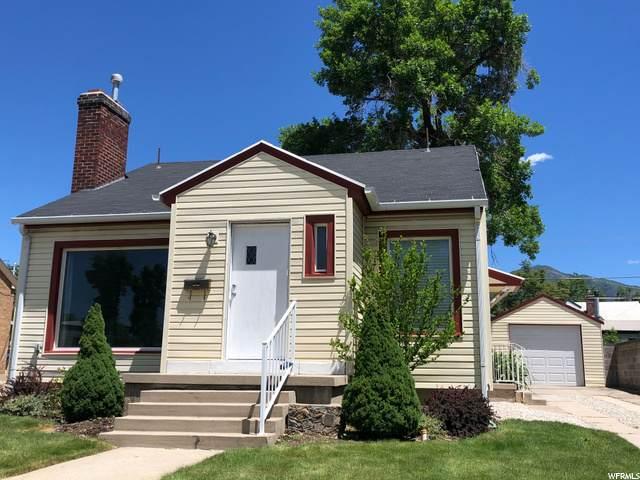 2629 S Glenmare St S, Salt Lake City, UT 84106 (#1680228) :: Bustos Real Estate | Keller Williams Utah Realtors