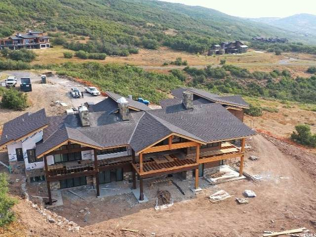 839 W Moose Hill Rd, Park City, UT 84098 (#1680668) :: Belknap Team