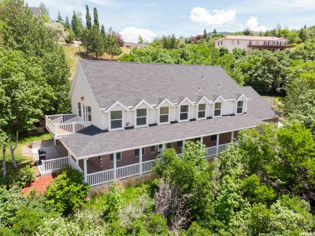 2863 S Cove Ln, Bountiful, UT 84010 (#1680821) :: Utah City Living Real Estate Group