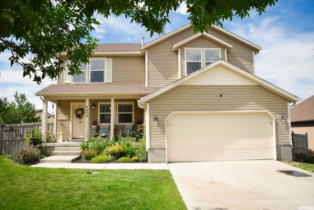 4053 E Comanche St, Eagle Mountain, UT 84005 (#1680940) :: Bustos Real Estate | Keller Williams Utah Realtors