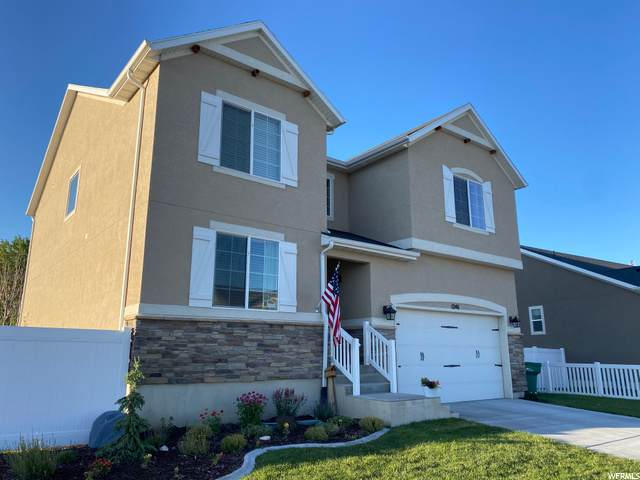 1246 W Appaloosa Ln, Lehi, UT 84043 (#1681135) :: Bustos Real Estate | Keller Williams Utah Realtors