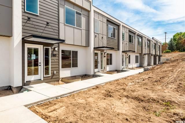 620 N Orchard Dr #21, North Salt Lake, UT 84054 (MLS #1681157) :: Lookout Real Estate Group