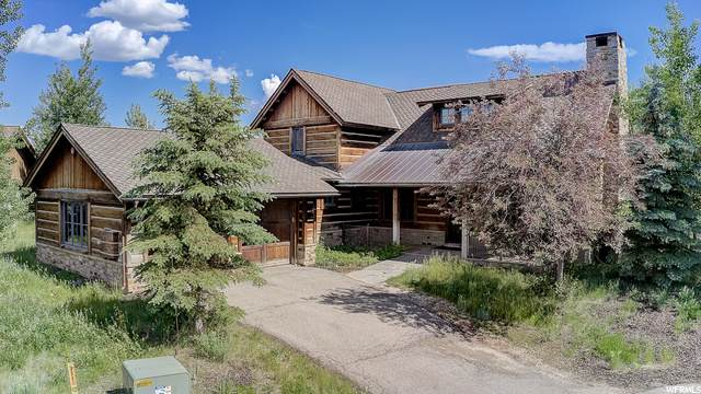 7922 N Chuck Wagon Ct, Park City, UT 84098 (#1681426) :: Big Key Real Estate