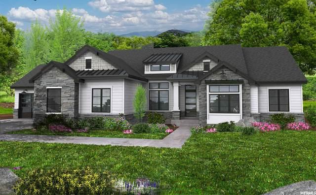 705 N Bridal Creek Ln E #75, Heber City, UT 84032 (#1681576) :: Bustos Real Estate | Keller Williams Utah Realtors