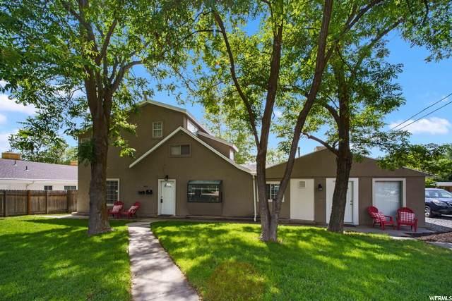 3452 S 2000 E, Salt Lake City, UT 84109 (#1681938) :: RE/MAX Equity