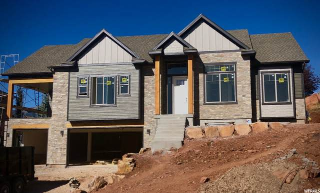 1677 N 300 E, Midway, UT 84049 (#1682405) :: Doxey Real Estate Group