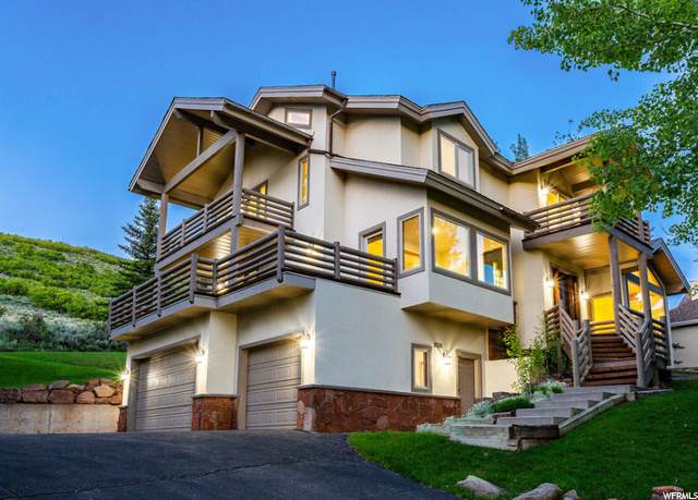 2516 Daybreaker Dr, Park City, UT 84098 (#1682464) :: The Lance Group