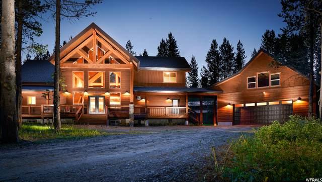 3607 Bills Loop Rd S, Island Park, ID 83429 (#1682598) :: Big Key Real Estate