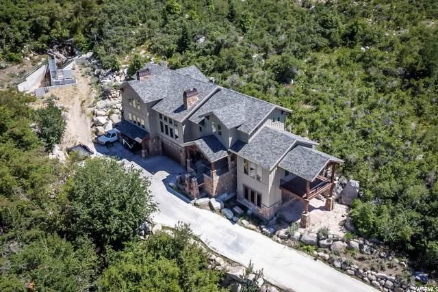 10145 S Bell Canyon Rd, Sandy, UT 84092 (#1682789) :: Bustos Real Estate   Keller Williams Utah Realtors