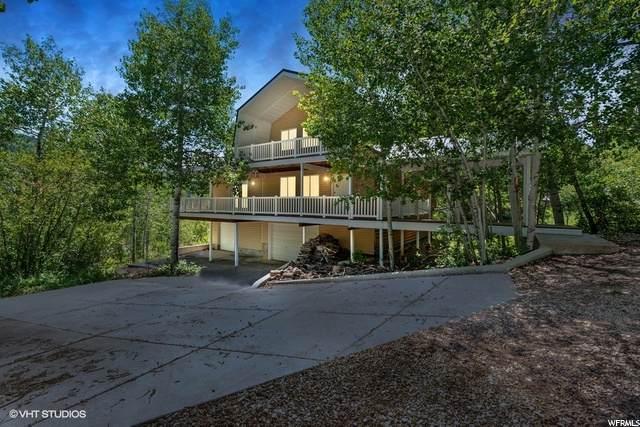 102 Apache Way, Oakley, UT 84055 (MLS #1682884) :: High Country Properties