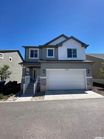 4997 W Barbuda Ln, Herriman, UT 84096 (#1683172) :: Doxey Real Estate Group