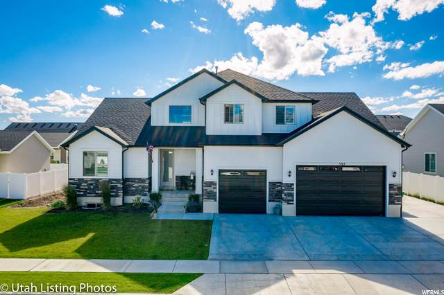 592 S 2150 W, Lehi, UT 84043 (#1683224) :: Doxey Real Estate Group