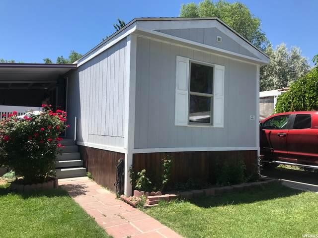 751 W Big Mountain Dr #156, Taylorsville, UT 84123 (#1683404) :: Utah City Living Real Estate Group