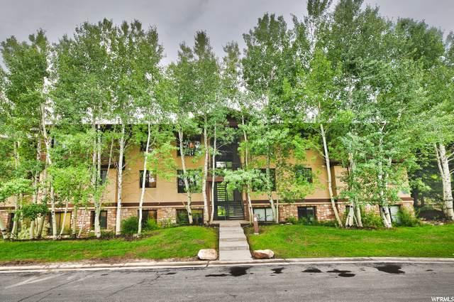 1600 W Pinebrook Blvd E9, Park City, UT 84098 (#1683625) :: Powder Mountain Realty