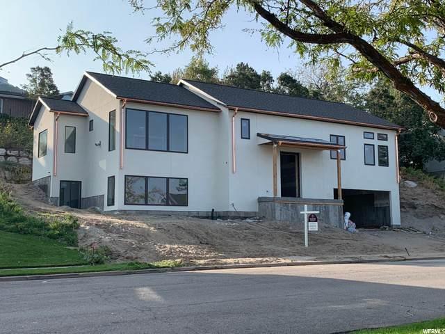 3055 S Oakwood Dr E, Bountiful, UT 84010 (#1683664) :: Bustos Real Estate | Keller Williams Utah Realtors