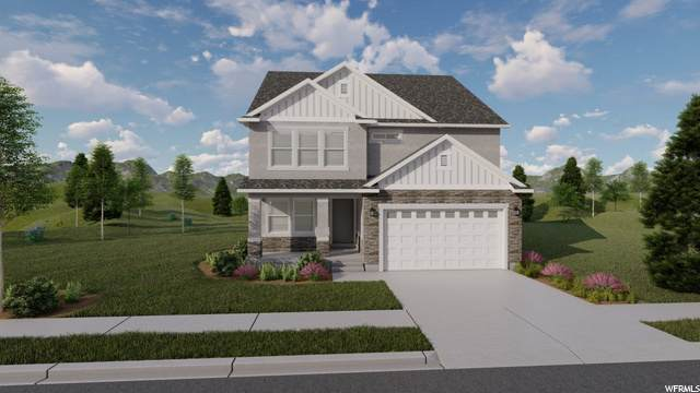 16357 S Coupler Ln #905, Bluffdale, UT 84065 (#1683672) :: Doxey Real Estate Group