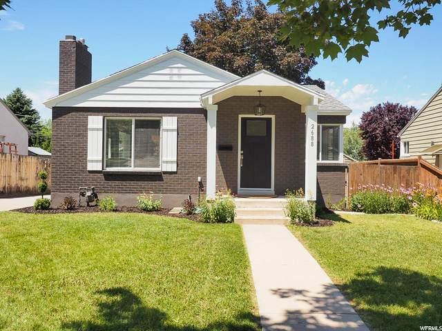 2688 S Melbourne St, Salt Lake City, UT 84106 (#1683879) :: Utah City Living Real Estate Group