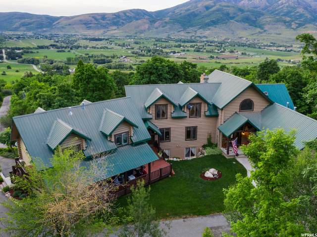2913 E 3350 N, Liberty, UT 84310 (#1684027) :: REALTY ONE GROUP ARETE