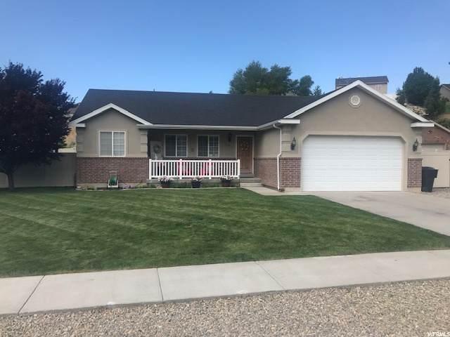 1656 S 3450 E, Spanish Fork, UT 84660 (#1684071) :: Big Key Real Estate