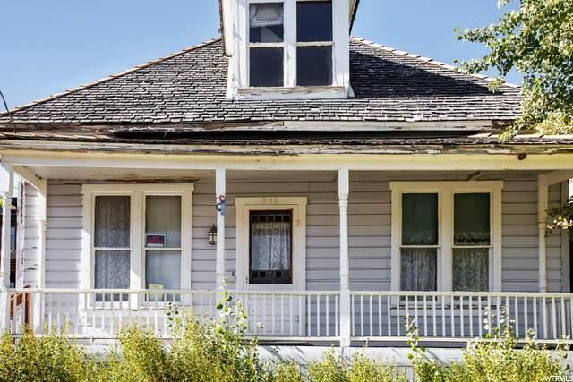 945 Norfolk Ave, Park City, UT 84060 (#1684332) :: Powder Mountain Realty