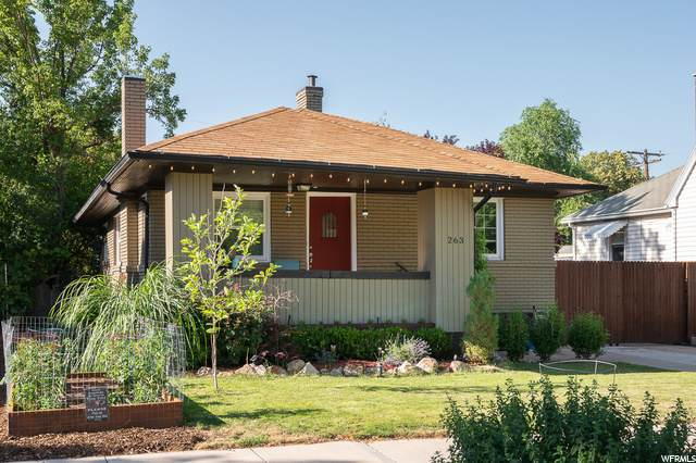 263 E Williams Ave S, Salt Lake City, UT 84111 (#1684406) :: The Perry Group