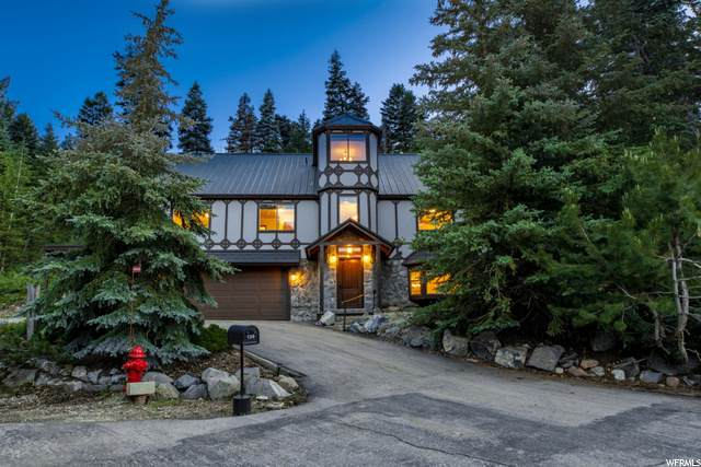139 Aspen Pl #62, Park City, UT 84098 (#1684822) :: Big Key Real Estate
