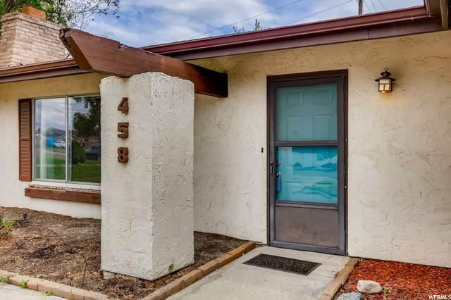 458 W 1450 S, Provo, UT 84601 (#1684891) :: Big Key Real Estate