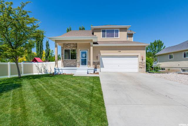 1184 Banbury Dr, Syracuse, UT 84075 (#1684940) :: Doxey Real Estate Group