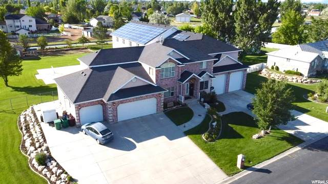 4515 S 4500 W, West Haven, UT 84401 (#1684986) :: Big Key Real Estate