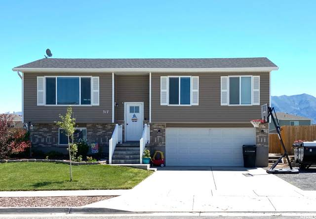 317 S 400 W, Tremonton, UT 84337 (#1685017) :: The Fields Team