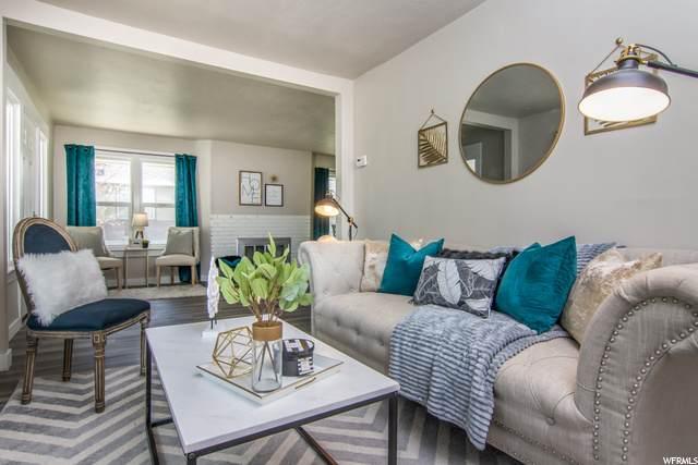 2470 S 1300 E, Salt Lake City, UT 84106 (#1685030) :: Utah City Living Real Estate Group