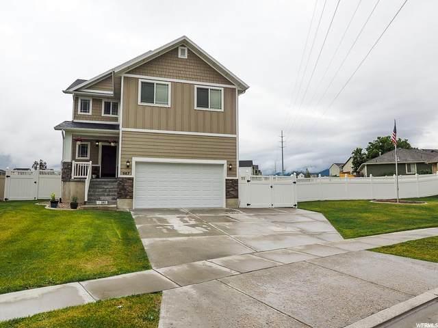 987 Mountain Shadow Dr, Layton, UT 84040 (#1685065) :: Doxey Real Estate Group