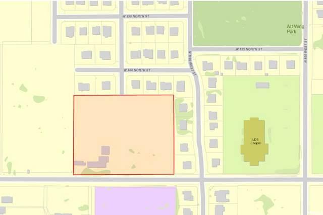 1162 W Center St, Springville, UT 84663 (#1685078) :: Colemere Realty Associates
