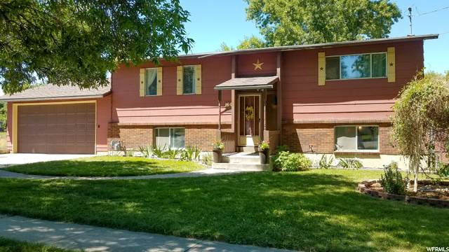 164 S Center St, Hyrum, UT 84319 (#1685250) :: Colemere Realty Associates