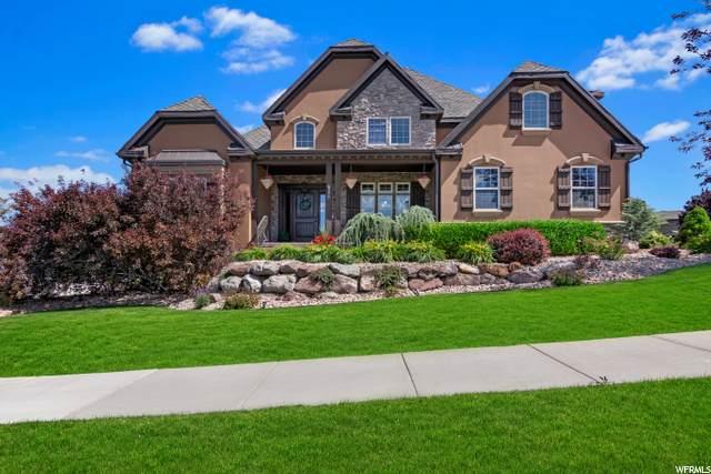 25 W Stillwater Dr S, Saratoga Springs, UT 84045 (#1685277) :: Bustos Real Estate | Keller Williams Utah Realtors