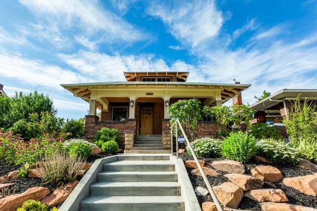 1433 E 1700 S, Salt Lake City, UT 84105 (#1685355) :: Bustos Real Estate   Keller Williams Utah Realtors