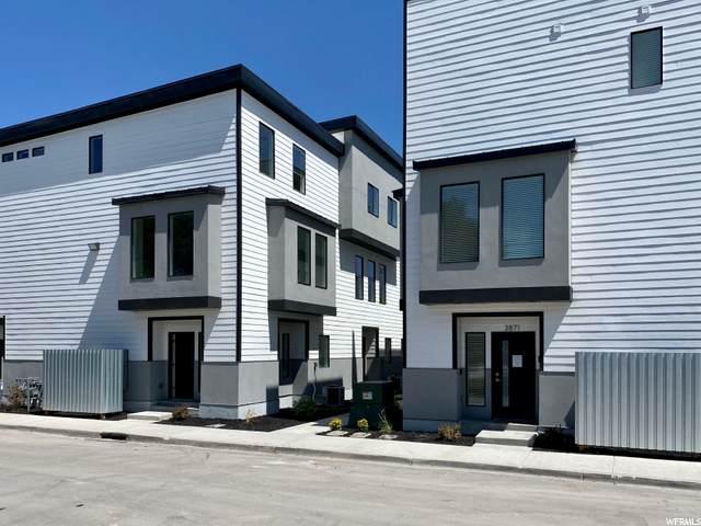 3881 S Granite Lofts Ln E #8, Millcreek, UT 84107 (MLS #1685525) :: Lookout Real Estate Group