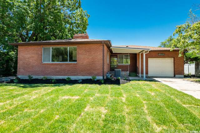 5351 W 3500 S, West Valley City, UT 84120 (#1685562) :: RE/MAX Equity