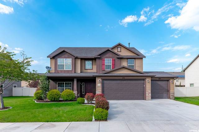 651 E 1900 S, Lehi, UT 84043 (#1685611) :: Doxey Real Estate Group