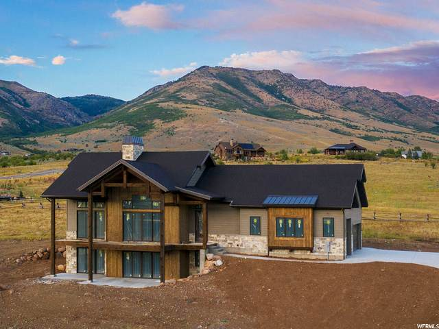 3942 N Eagle Ridge Dr #59, Eden, UT 84310 (MLS #1686024) :: Lookout Real Estate Group
