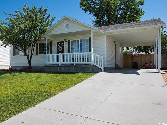 243 W Wallace Way, Tooele, UT 84074 (#1686105) :: Red Sign Team