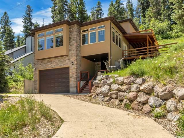270 Aspen Dr, Park City, UT 84098 (MLS #1686160) :: Lookout Real Estate Group